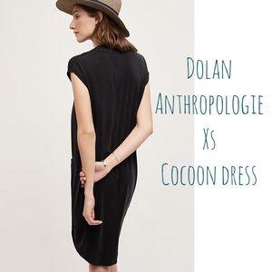 Dolan Left Coast Anthropologie Lola Cocoon Dress